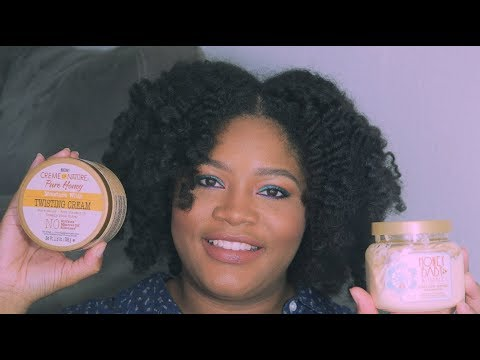 Battle Of The Brands -Creme Of Nature Vs. Honey Baby Naturals