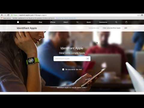 Comment crée un compte Itunes App store, Iphone,Ipad,Ipod sans compte bancaire