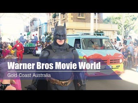 Warner Bros. Movie World Gold Coast Australia
