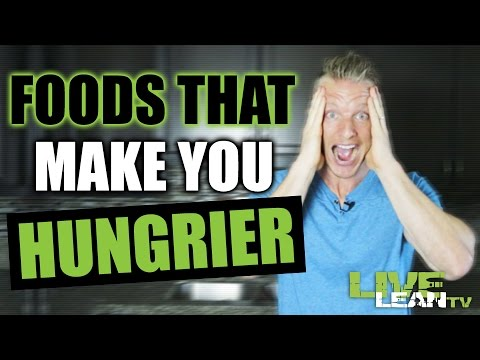 6 Common Foods That Make You Hungrier