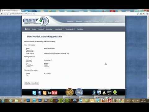 TeamSpeak NPL Licens - [HD/German/Tutorial]