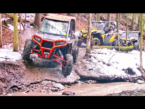 Xxx Mp4 Scenic SxS Trail Ride In The Canadian Wilderness Polaris RZR XP Vs Can Am Maverick X DS Offroading 3gp Sex