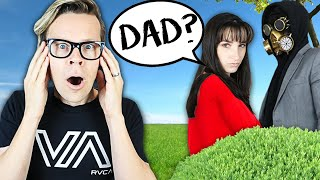 Is Alice's Dad the Hackers Leader?! (Spending 24 Hours Searching for Missing GMI Agent) EXTREME Clue