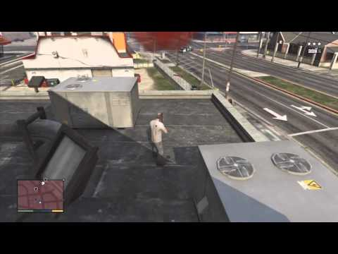 GTA V Commentary -  SUPERPOWERS!