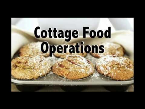 Cottage Food Operations
