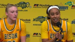 NDSU Women's Basketball Post Game Press Conference - January 26th, 2020
