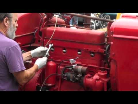 New Headgasket Changeout for a Farmall H & M