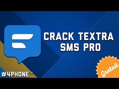 COMMENT CRACKER TEXTRA SMS PRO