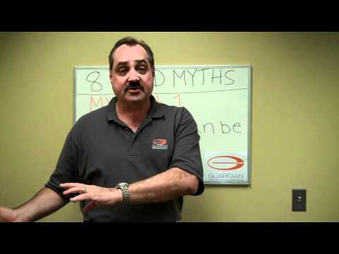 Mold Removal Myths- Myth # 1 Your House Can Be Mold Free