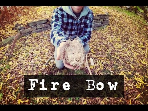 SurvivorDude: Fire Bow