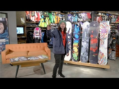 How To Choose Your Snowboard Size w/ Danny Kass | TransWorld SNOWboarding