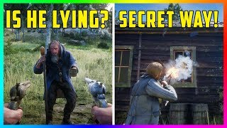 Download 10 Useful Things To Know That Will Make You A Much Better Outlaw In Red Dead Redemption 2! (RDR2) Video