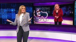 Facebook Is A Skin-Eating Robot   Full Frontal on TBS
