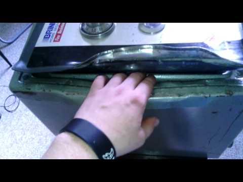 Breaking Into A Brinks Safe (Video#4)