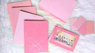 Download bts map of the soul: persona album unboxing with stop motion Video