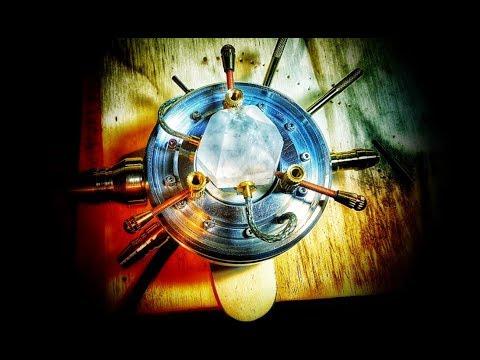Making a Steampunk 'Arc Reactor'