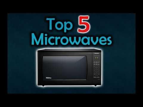 5 Best Microwaves In 2016