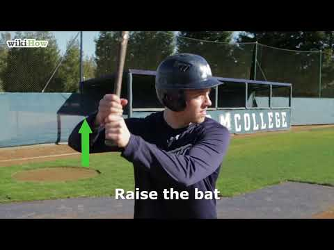 How to Hit a Baseball