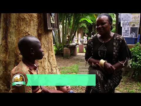 Gulli Mag Africa S4 E9 - La Case des Arts Abidjan 2018