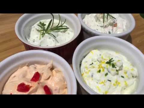 Four Easy Goat Cheese Spreads and Many Uses! Tasty Bit 91