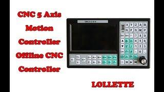 SMC5-5-N-N 5 axis off-line controller Offline CNC controller-1