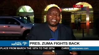 President Zuma will deliver a statement tonight - Mzwandile Mbeje