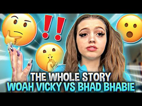 Xxx Mp4 THE WHOLE STORY TRUTH ABOUT EVERYTHING WOAH VICKY VS BHAD BHABIE MUST WATCH 3gp Sex