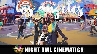 [4K] What To Eat and Do in Los Angeles, California! NOC TRAVEL GUIDE