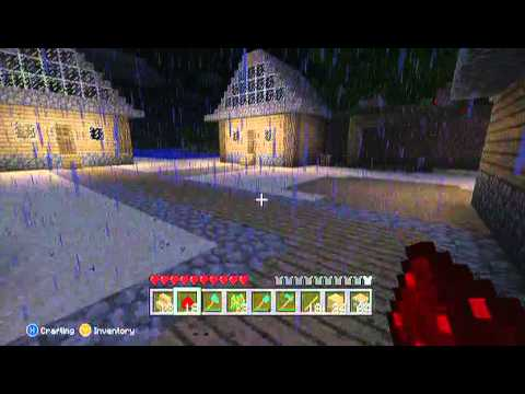 Minecraft: How To Make A Piston Table For Xbox 360