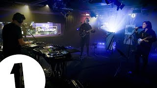 The xx cover My Love by Justin Timberlake in the Live Lounge