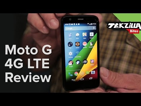 Best Budget Smartphone 2014: Moto G 4G LTE Review