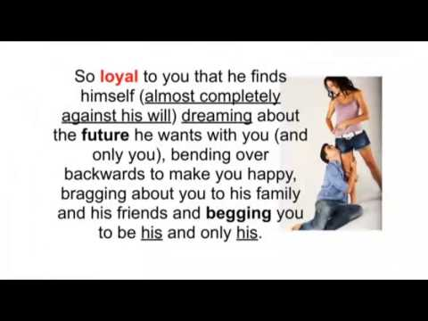3 steps to make a man love you, Make Him Love You Forever