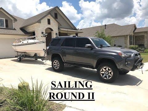 Sailing Again - Compac 16 Trailer Sailer - SV Scalawag Returns! - S3.8