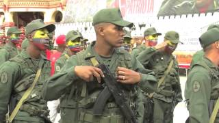 Venezuela Loading up on Weapons