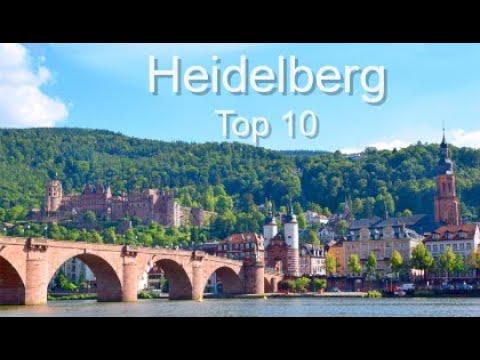 Heidelberg Top Ten Things To Do
