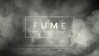 Fume: 150+ Smoke Effects (:15)