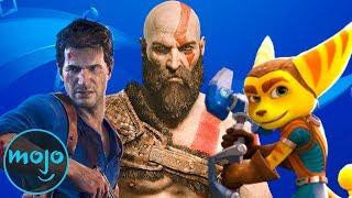 Top 10 PlayStation 4 Exclusives