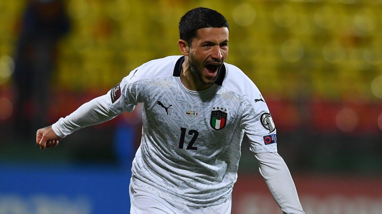 Highlights: Lituania-Italia 0-2 (31 marzo 2021)