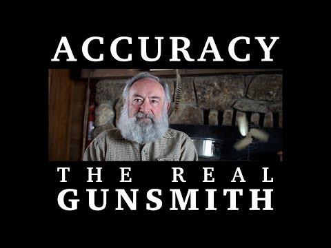Accuracy – The Real Gunsmith