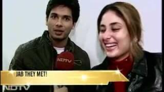 Shahid, Kareena in happier times