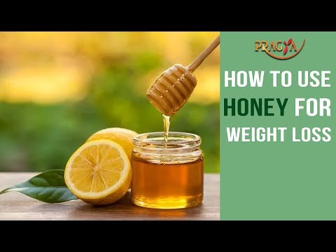 How To Use Honey For Weight Loss | Watch Video