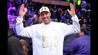 LaVar Ball on LeBron James, Anthony Davis, Magic Johnson, Lakers | SI Now | Sports Illustrated