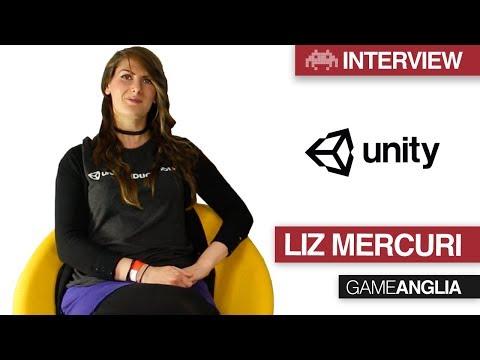 The Power of Unity | Liz Mercuri Interview | Game Anglia