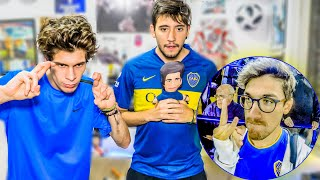 Boca (5) vs Velez (4)   Reacciones desde la Bombonera y el sillón   Copa de la Superliga 2019