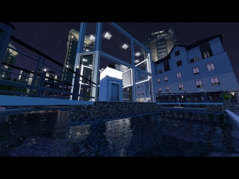 The Sims 3 - Building iClub
