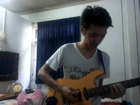 try to make Thanakorn Guitar scream