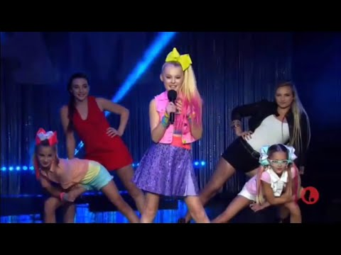 Dance Moms - The Girls Say Goodbye - Jojo Performs Her New Song