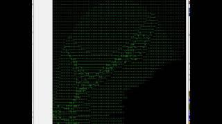 Rocket2014 simulator running a basic program