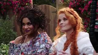 Go Behind The Scenes on A WRINKLE IN TIME - Movie B-Roll, Bloopers & Clips