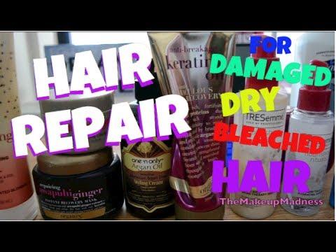 Hair Repair (For Damaged, Dry, Bleached Hair)
